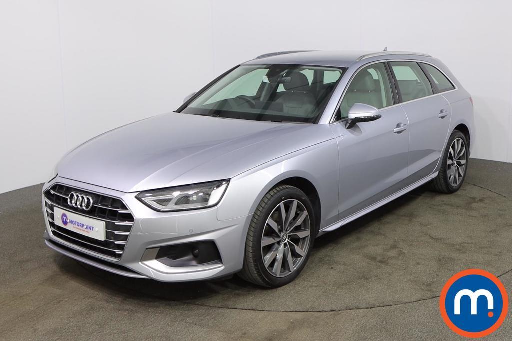 Audi A4 35 TFSI Sport 5dr S Tronic [Comfort-PlusSound] - Stock Number 1177630 Passenger side front corner
