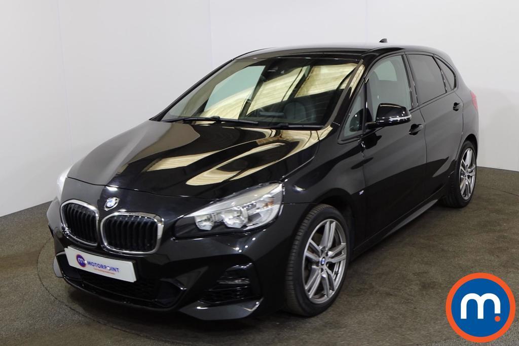 BMW 2 Series 220i M Sport 5dr DCT - Stock Number 1180239 Passenger side front corner
