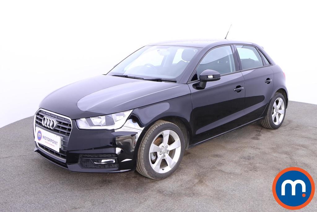 Audi A1 1.0 TFSI Sport Nav 5dr - Stock Number 1180827 Passenger side front corner