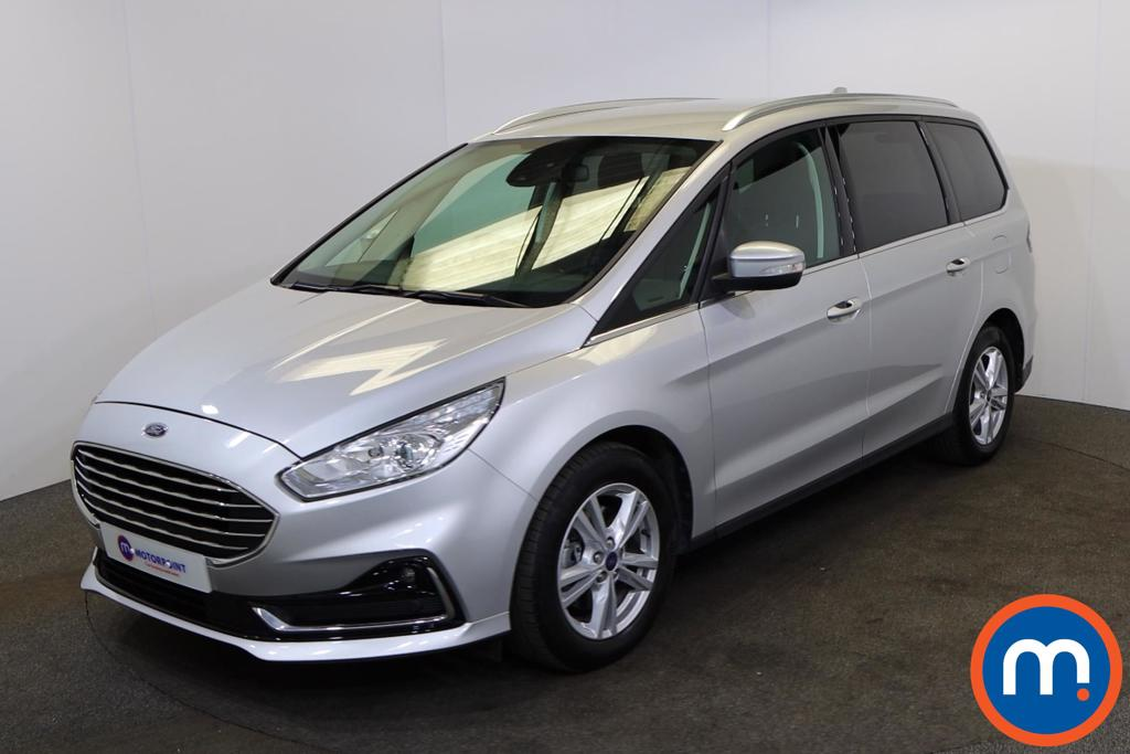 Ford Galaxy 2.0 EcoBlue 190 Titanium 5dr Auto - Stock Number 1183308 Passenger side front corner