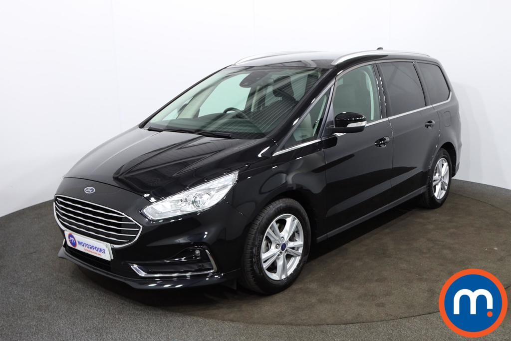 Ford Galaxy 2.0 EcoBlue 190 Titanium 5dr Auto - Stock Number 1183316 Passenger side front corner