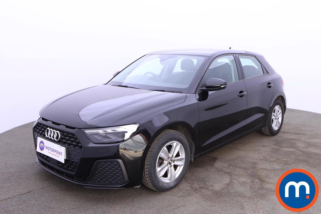 Audi A1 30 TFSI SE 5dr - Stock Number 1183863 Passenger side front corner
