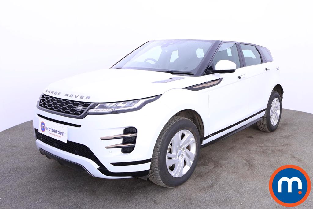Land Rover Range Rover Evoque 2.0 D150 R-Dynamic S 5dr Auto - Stock Number 1183872 Passenger side front corner