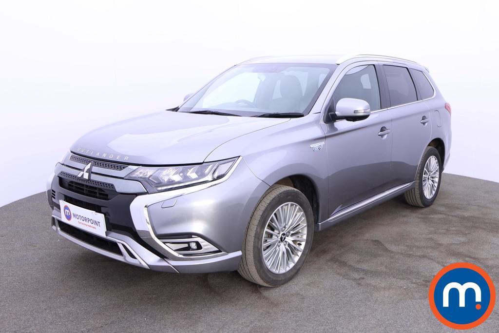 Mitsubishi Outlander 2.4 PHEV 5h 5dr Auto - Stock Number 1186296 Passenger side front corner