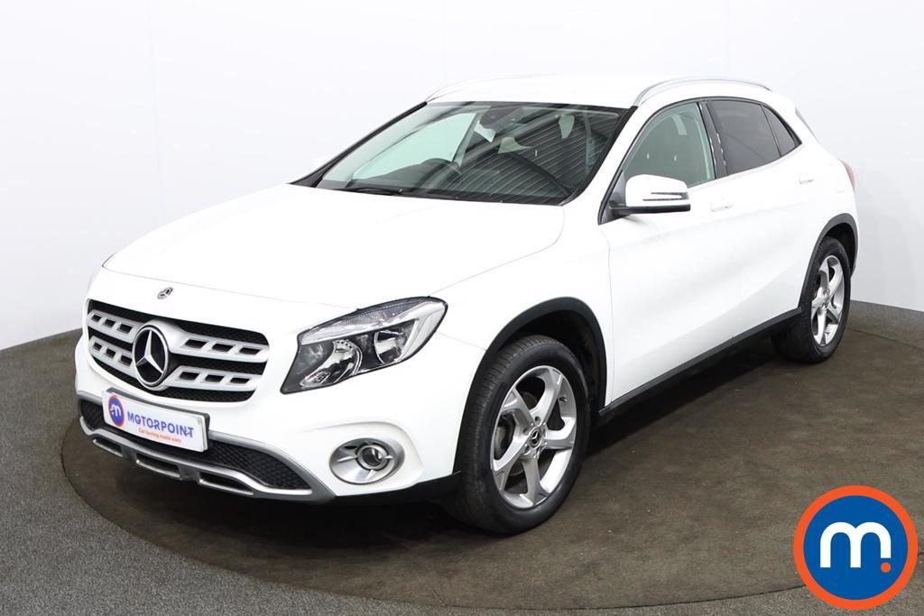 Mercedes-Benz GLA GLA 200d Sport 5dr - Stock Number 1186625 Passenger side front corner