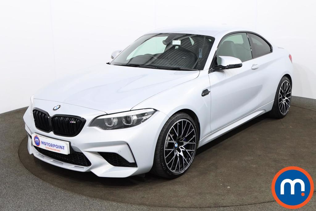 BMW M2 M2 Competition 2dr DCT - Stock Number 1186917 Passenger side front corner