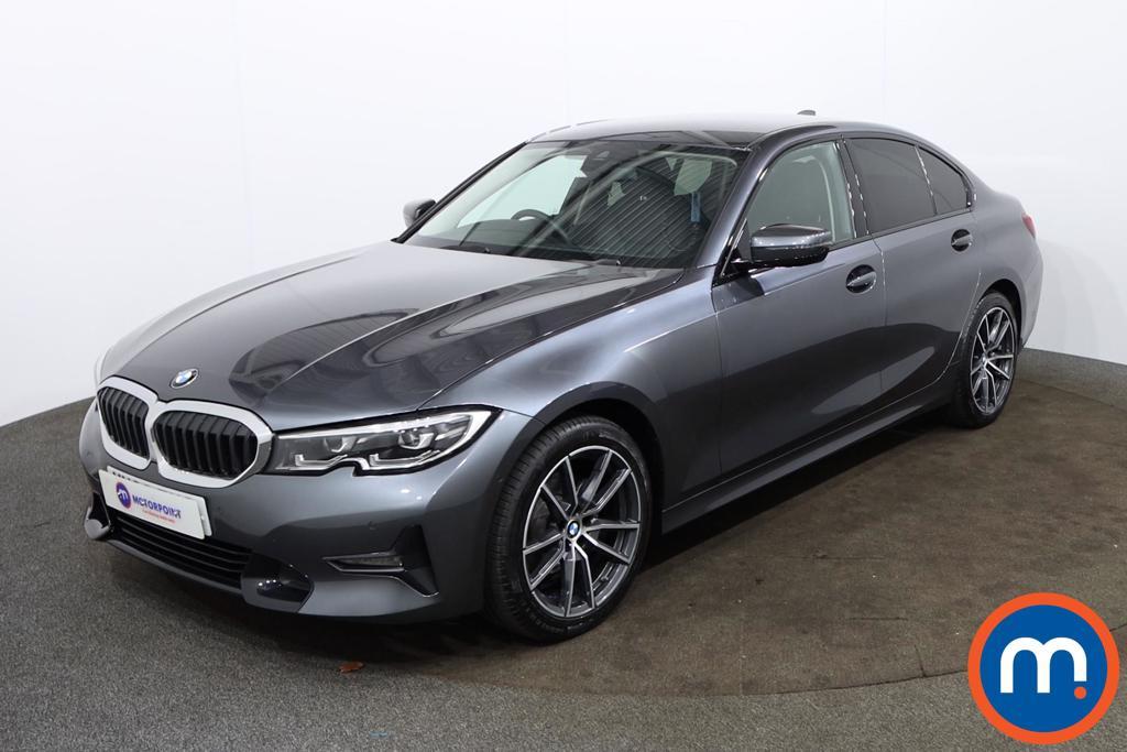 BMW 3 Series 320i Sport 4dr Step Auto - Stock Number 1176127 Passenger side front corner