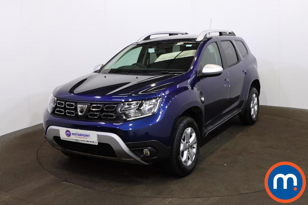 Dacia Duster 1.0 TCe 100 Comfort 5dr - Stock Number 1178504 Passenger side front corner