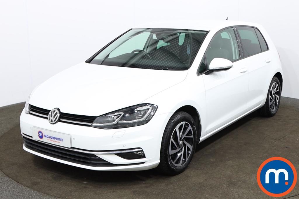 Volkswagen Golf 1.5 TSI EVO 150 Match Edition 5dr - Stock Number 1178989 Passenger side front corner