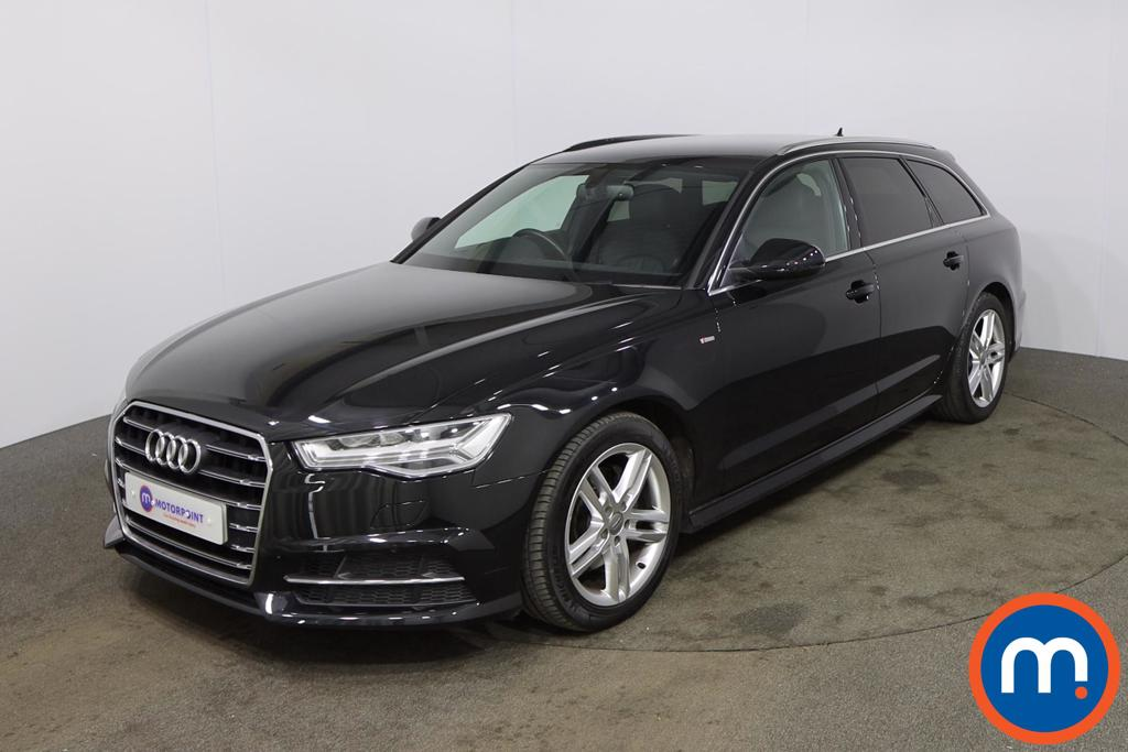Audi A6 2.0 TDI Ultra S Line 5dr S Tronic - Stock Number 1181029 Passenger side front corner