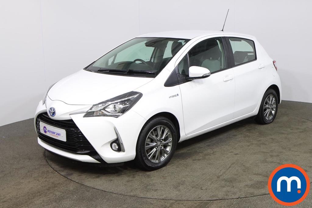 Toyota Yaris 1.5 Hybrid Icon 5dr CVT - Stock Number 1181864 Passenger side front corner