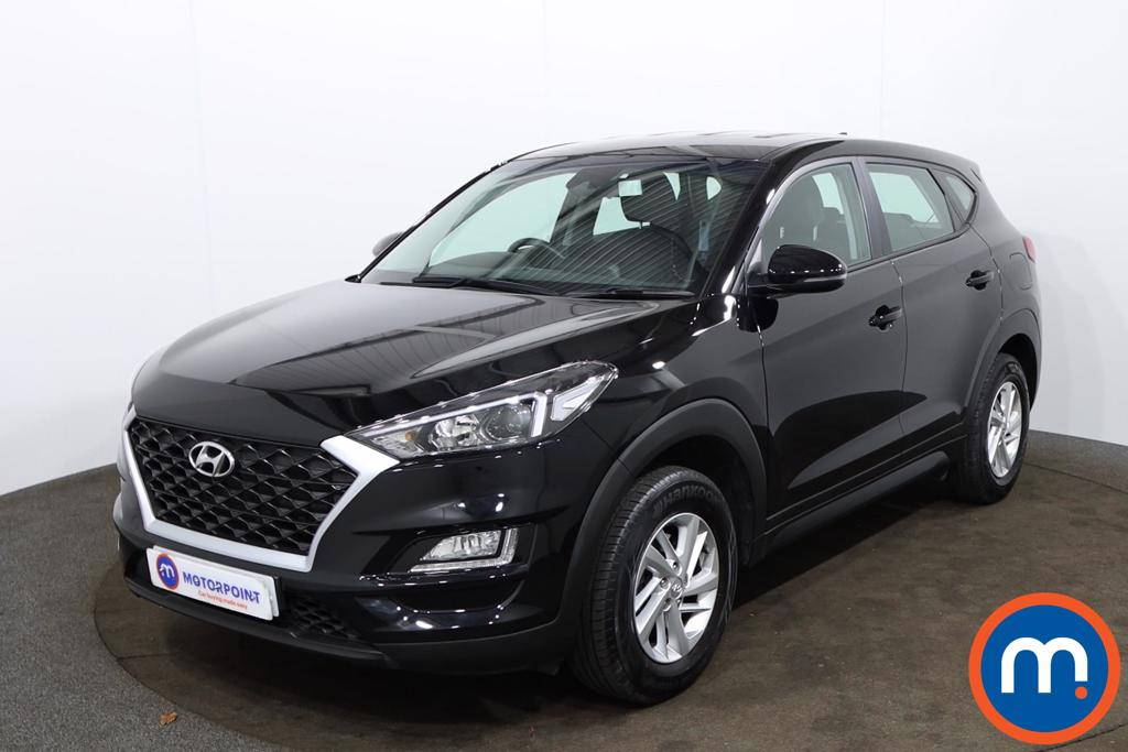 Hyundai Tucson 1.6 GDi S Connect 5dr 2WD - Stock Number 1182691 Passenger side front corner