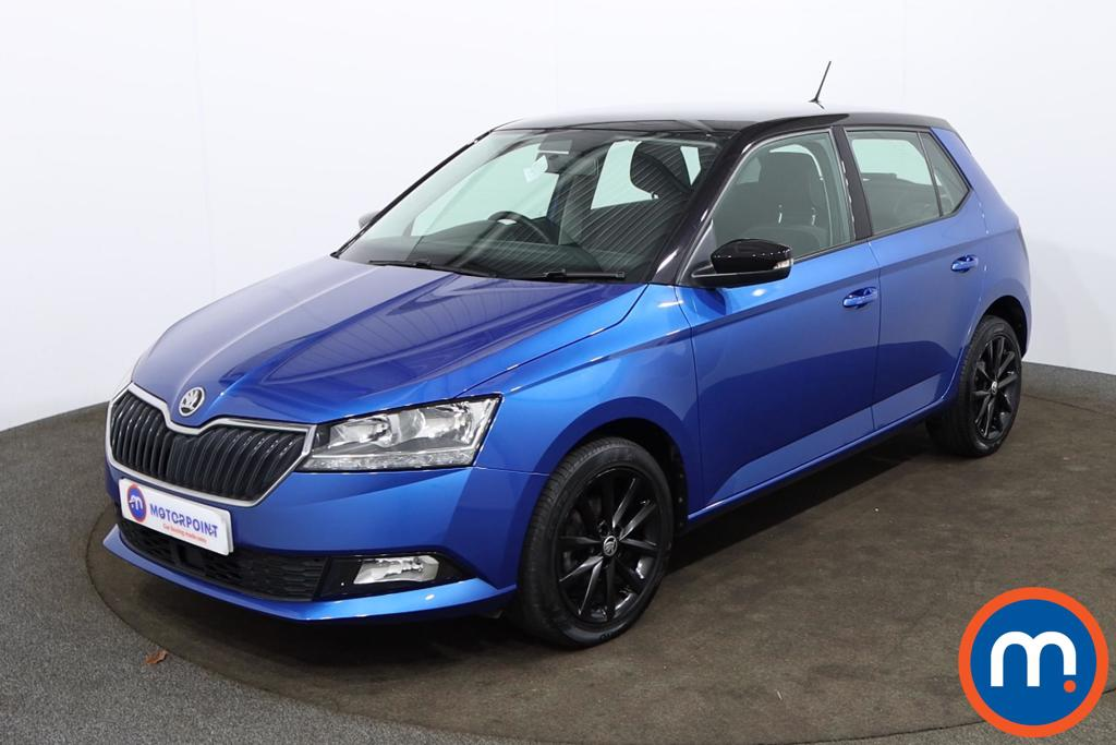 Skoda Fabia 1.0 TSI Colour Edition 5dr - Stock Number 1183029 Passenger side front corner