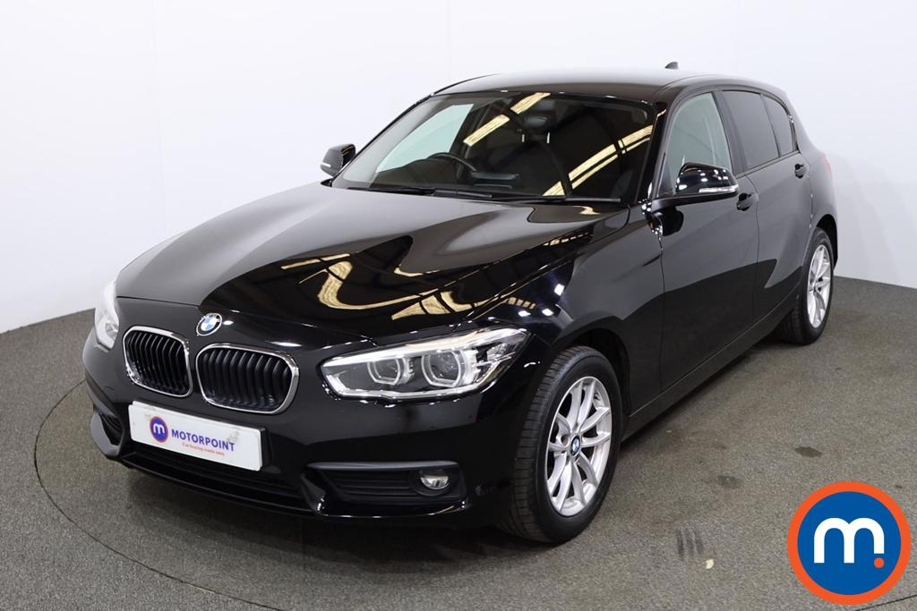BMW 1 Series 116d SE Business 5dr [Nav-Servotronic] - Stock Number 1183171 Passenger side front corner