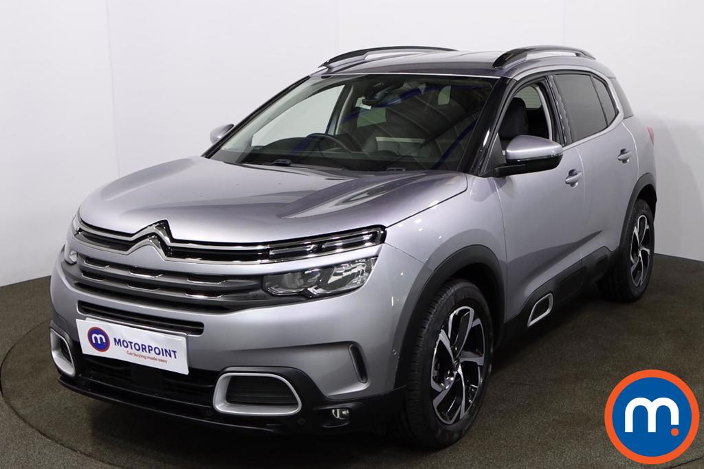 Citroen C5 Aircross 1.5 BlueHDi 130 Flair 5dr - Stock Number 1183451 Passenger side front corner