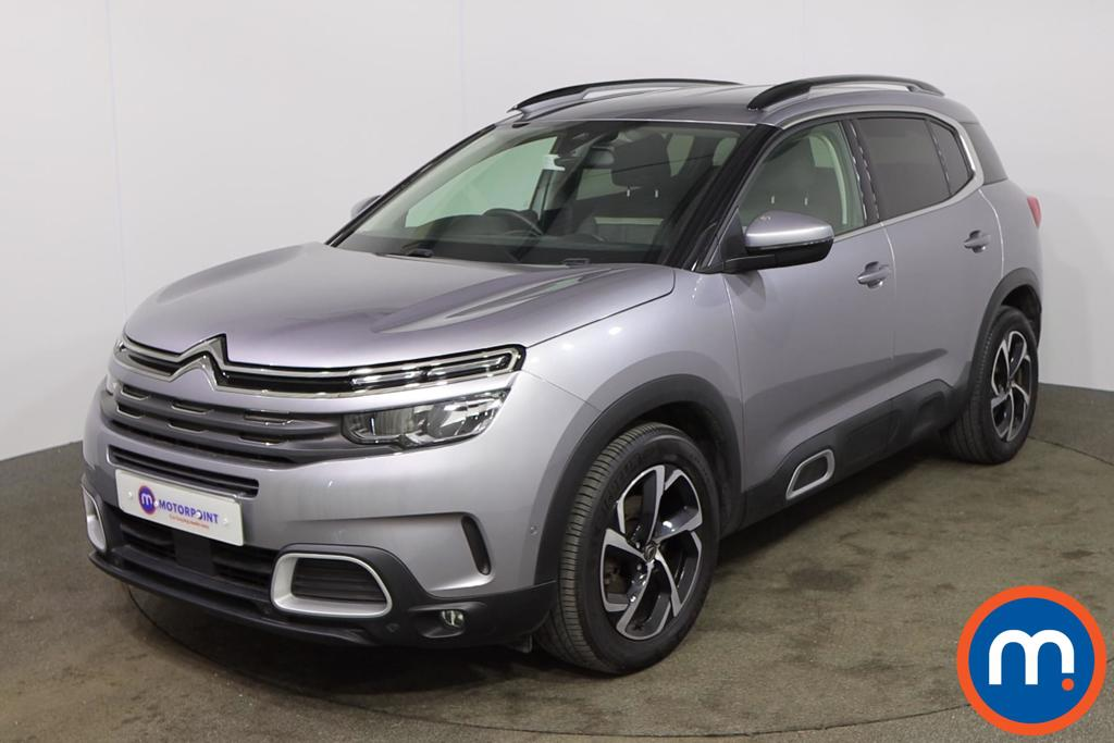 Citroen C5 Aircross 1.5 BlueHDi 130 Flair 5dr - Stock Number 1183457 Passenger side front corner