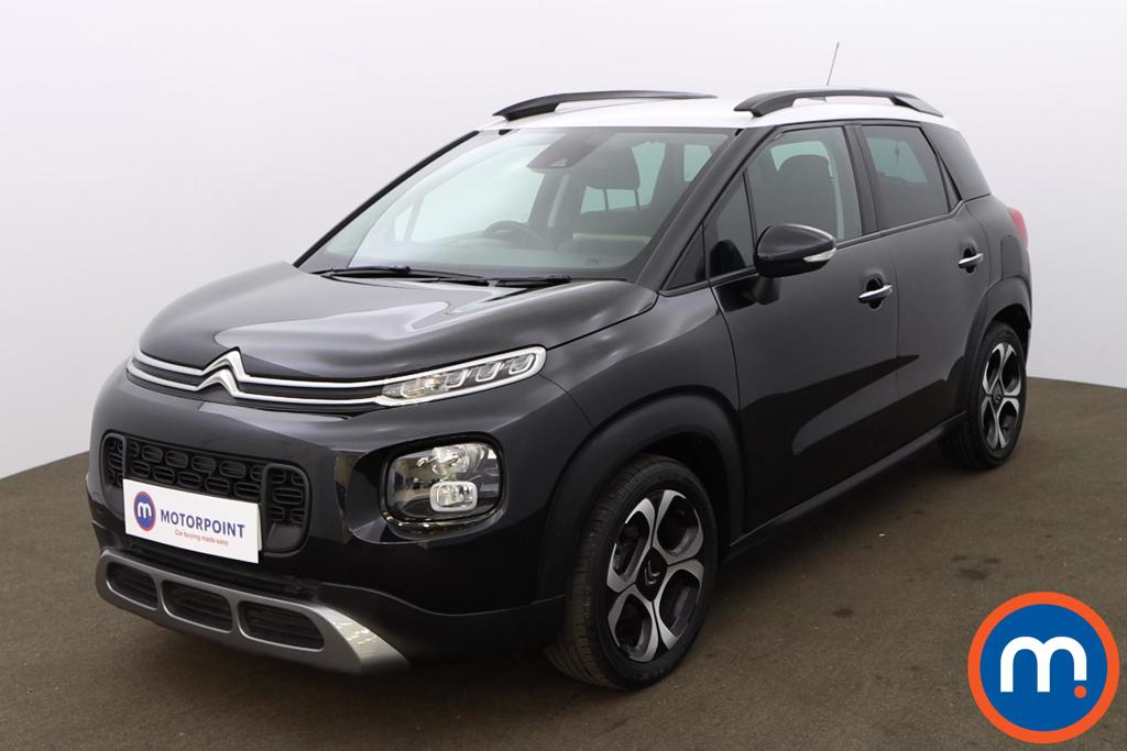 Citroen C3 Aircross 1.2 PureTech Flair 5dr - Stock Number 1183688 Passenger side front corner
