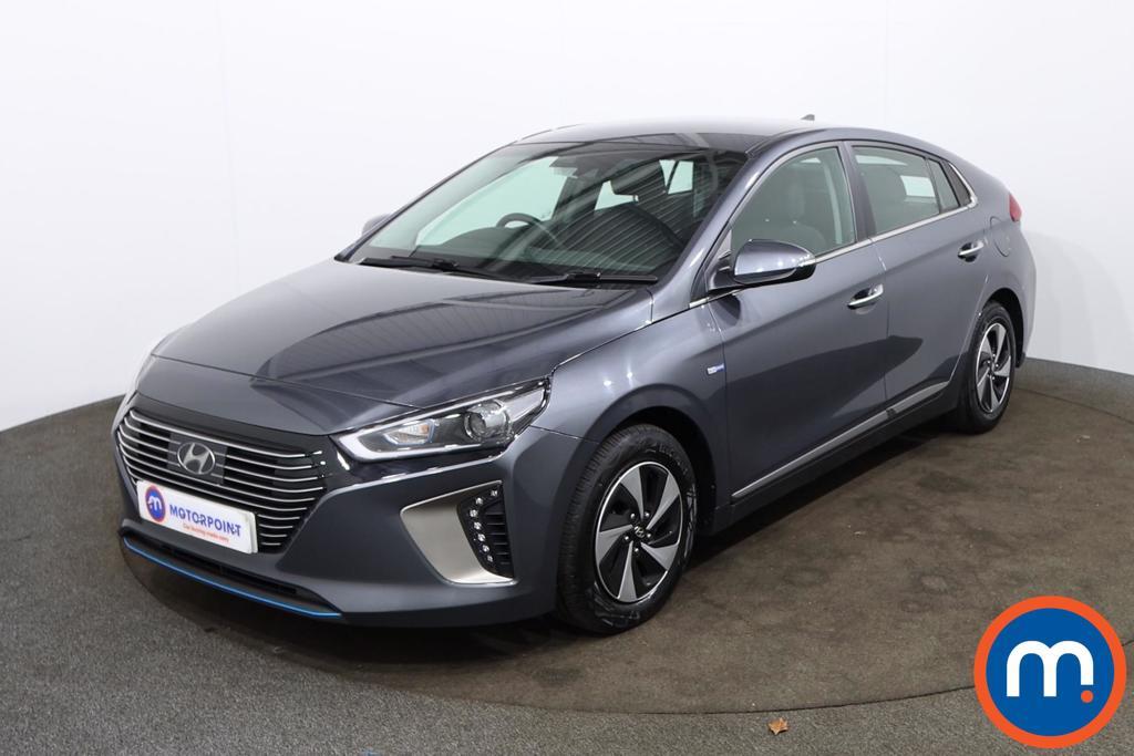 Hyundai Ioniq 1.6 GDi Hybrid Premium 5dr DCT - Stock Number 1185593 Passenger side front corner