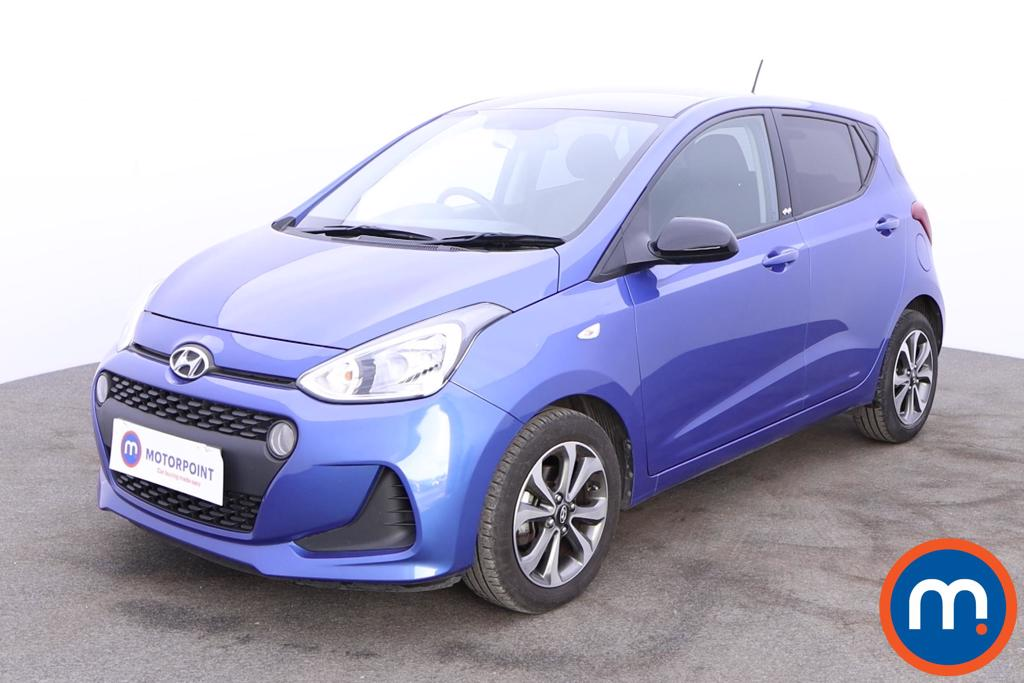 Hyundai I10 1.0 Play 5dr - Stock Number 1185684 Passenger side front corner