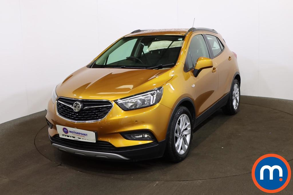 Vauxhall Mokka X 1.4T Active 5dr Auto - Stock Number 1186569 Passenger side front corner