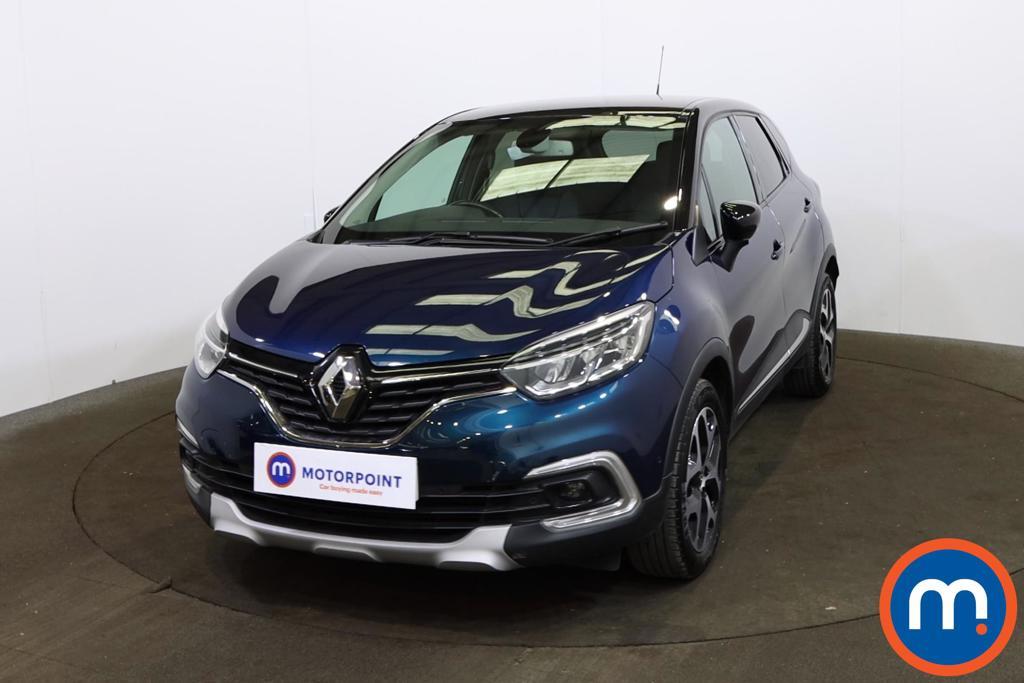 Renault Captur 1.3 TCE 130 GT Line 5dr - Stock Number 1186716 Passenger side front corner