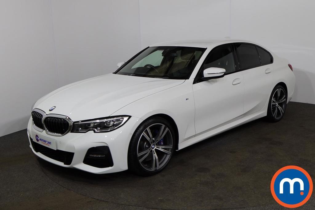 BMW 3 Series 330i M Sport 4dr Step Auto - Stock Number 1186776 Passenger side front corner
