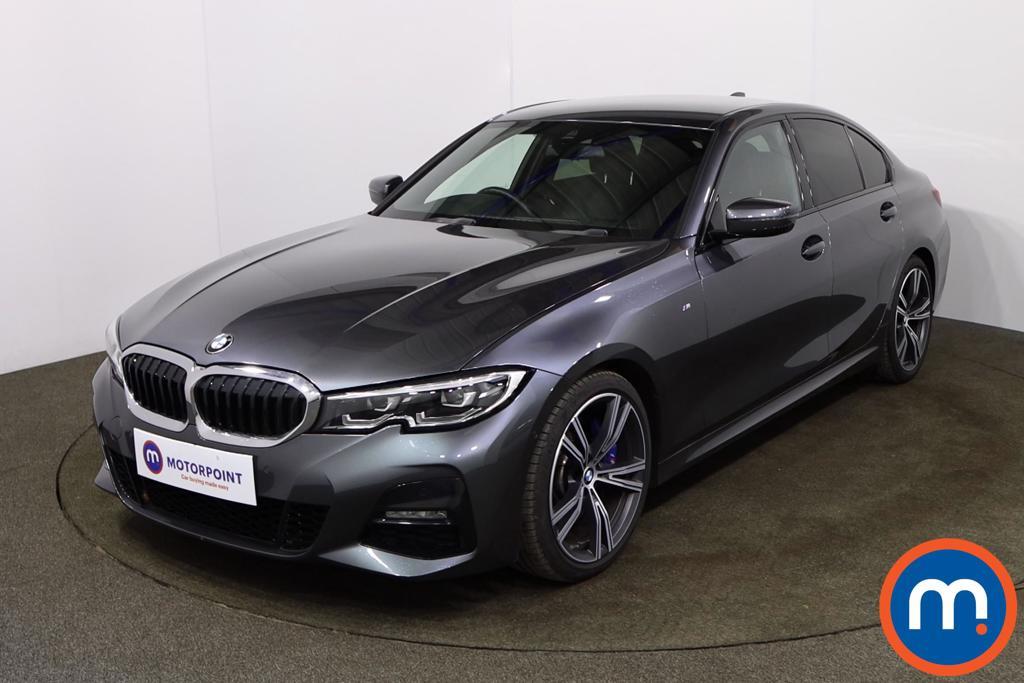 BMW 3 Series 330i M Sport 4dr Step Auto - Stock Number 1186795 Passenger side front corner
