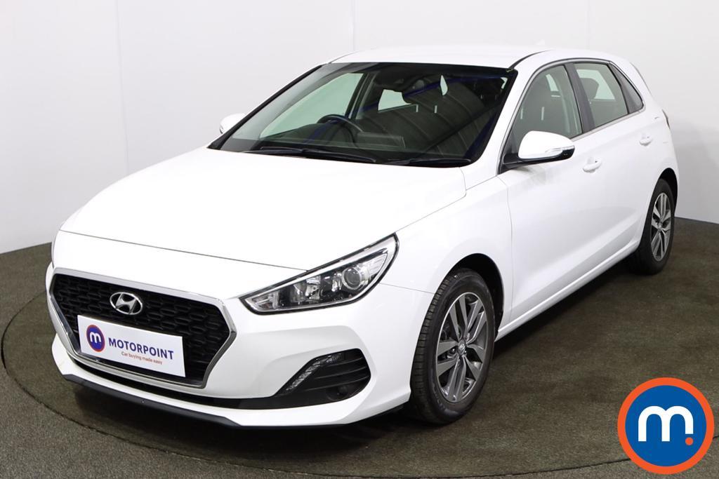 Hyundai I30 1.0T GDI SE Nav 5dr - Stock Number 1167022 Passenger side front corner