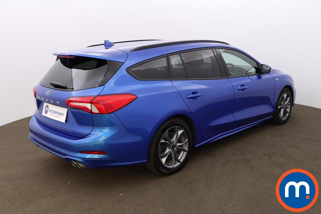 Ford Focus 1.5 EcoBlue 120 ST-Line Edition 5dr - Stock Number 1176683 Passenger side front corner