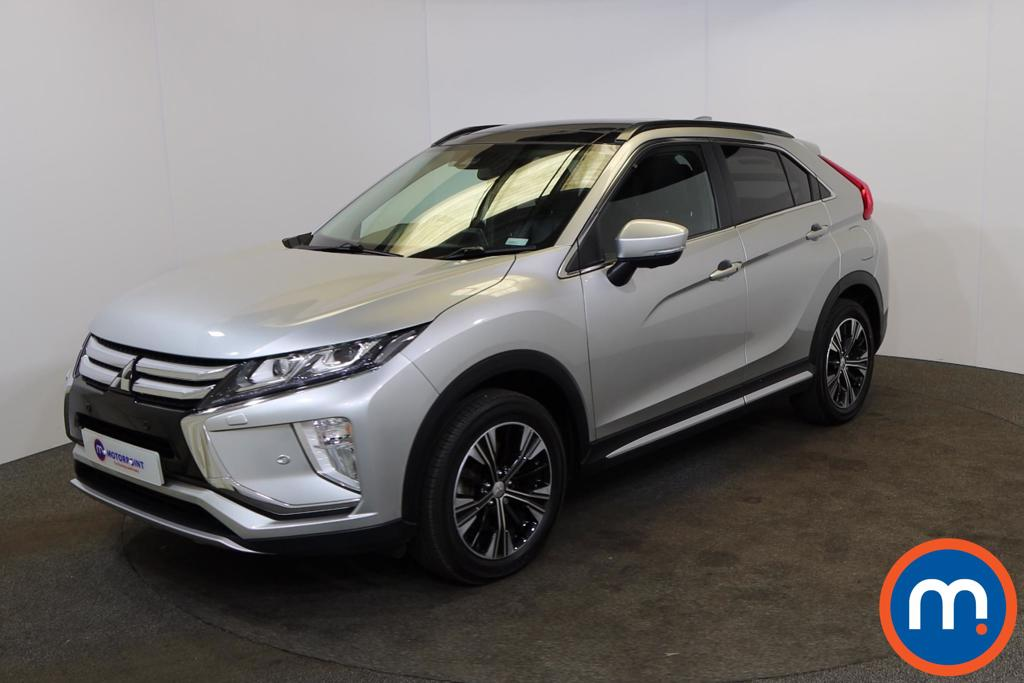 Mitsubishi Eclipse Cross 1.5 4 5dr CVT 4WD - Stock Number 1178161 Passenger side front corner