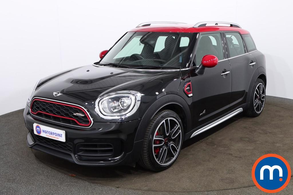 Mini Countryman 2.0 John Cooper Works ALL4 5dr Auto - Stock Number 1178843 Passenger side front corner