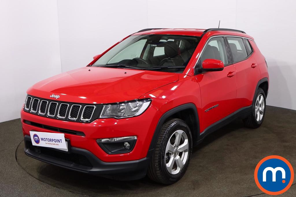 Jeep Compass 1.4 Multiair 140 Longitude 5dr [2WD] - Stock Number 1181388 Passenger side front corner
