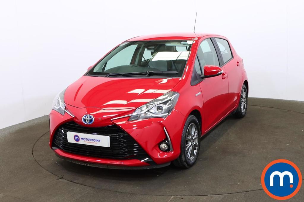 Toyota Yaris 1.5 Hybrid Icon 5dr CVT - Stock Number 1181867 Passenger side front corner
