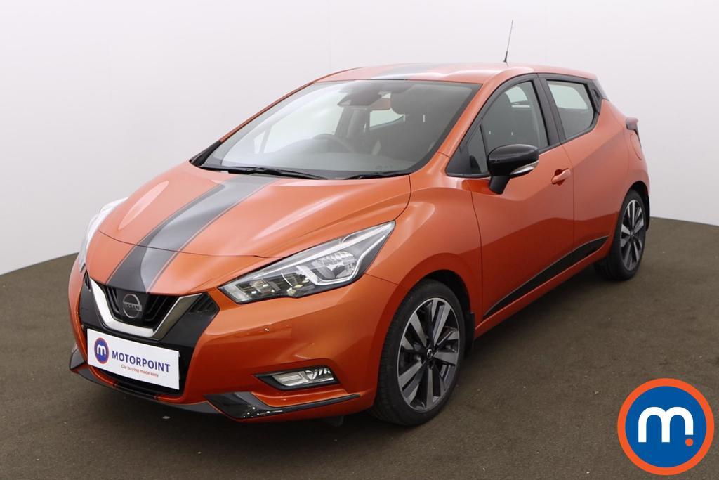Nissan Micra 0.9 IG-T Acenta 5dr - Stock Number 1182716 Passenger side front corner