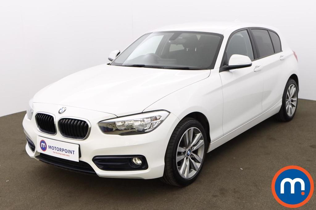 BMW 1 Series 118i [1.5] Sport 5dr [Nav-Servotronic] - Stock Number 1182863 Passenger side front corner