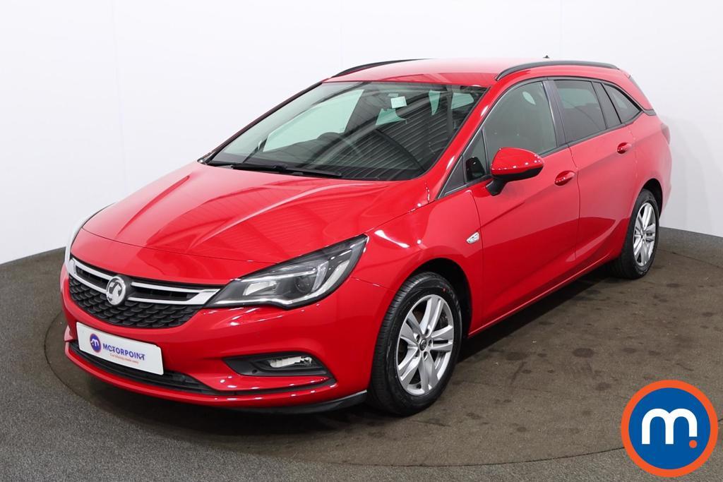 Vauxhall Astra 1.4i 16V Design 5dr - Stock Number 1183076 Passenger side front corner