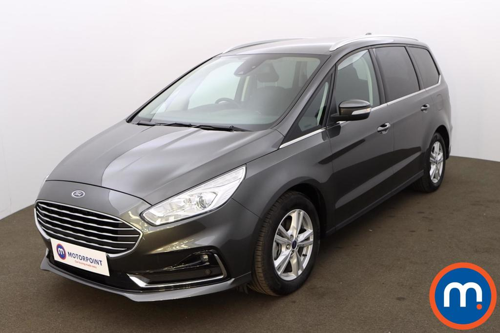 Ford Galaxy 2.0 EcoBlue 190 Titanium 5dr Auto - Stock Number 1183314 Passenger side front corner