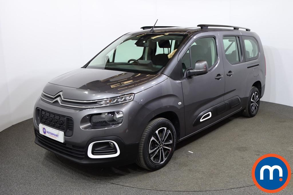 Citroen Berlingo 1.5 BlueHDi 100 Flair XL 5dr [7 seat] - Stock Number 1183547 Passenger side front corner