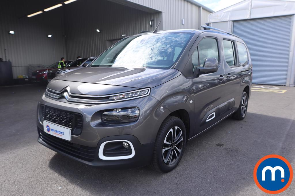 Citroen Berlingo 1.5 BlueHDi 100 Flair XL 5dr [7 seat] - Stock Number 1183568 Passenger side front corner