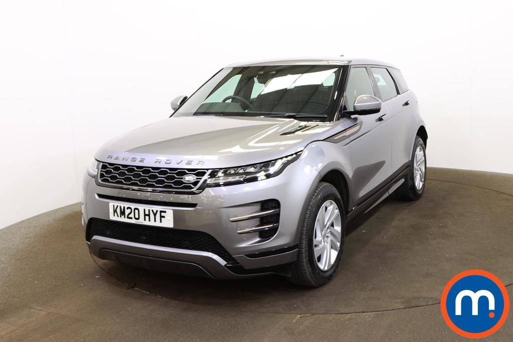 Land Rover Range Rover Evoque 2.0 D180 R-Dynamic S 5dr Auto - Stock Number 1183876 Passenger side front corner