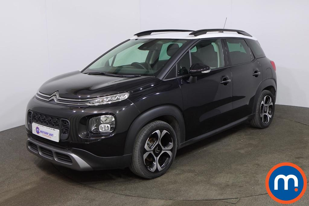 Citroen C3 Aircross 1.2 PureTech Flair 5dr - Stock Number 1186060 Passenger side front corner