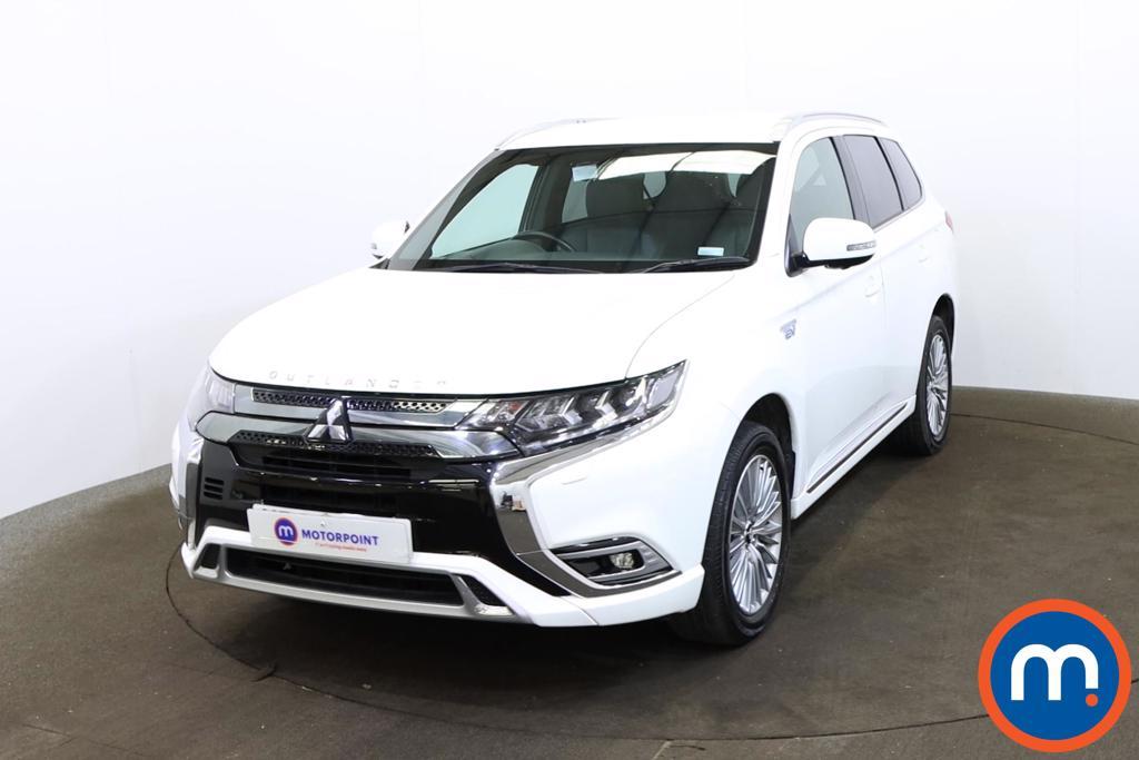 Mitsubishi Outlander 2.4 PHEV 5h 5dr Auto - Stock Number 1186335 Passenger side front corner