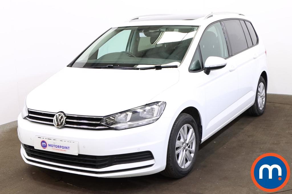Volkswagen Touran 1.5 TSI EVO SE Family 5dr - Stock Number 1186449 Passenger side front corner