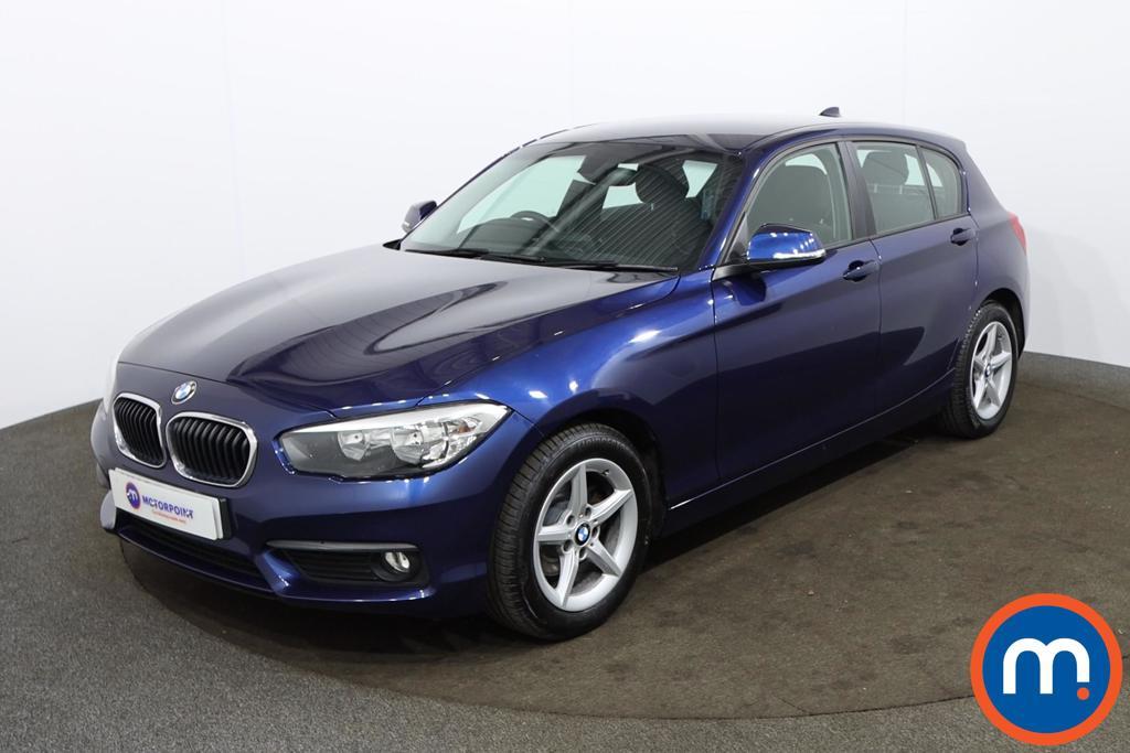 BMW 1 Series 118i [1.5] SE 5dr [Nav-Servotronic] - Stock Number 1179314 Passenger side front corner