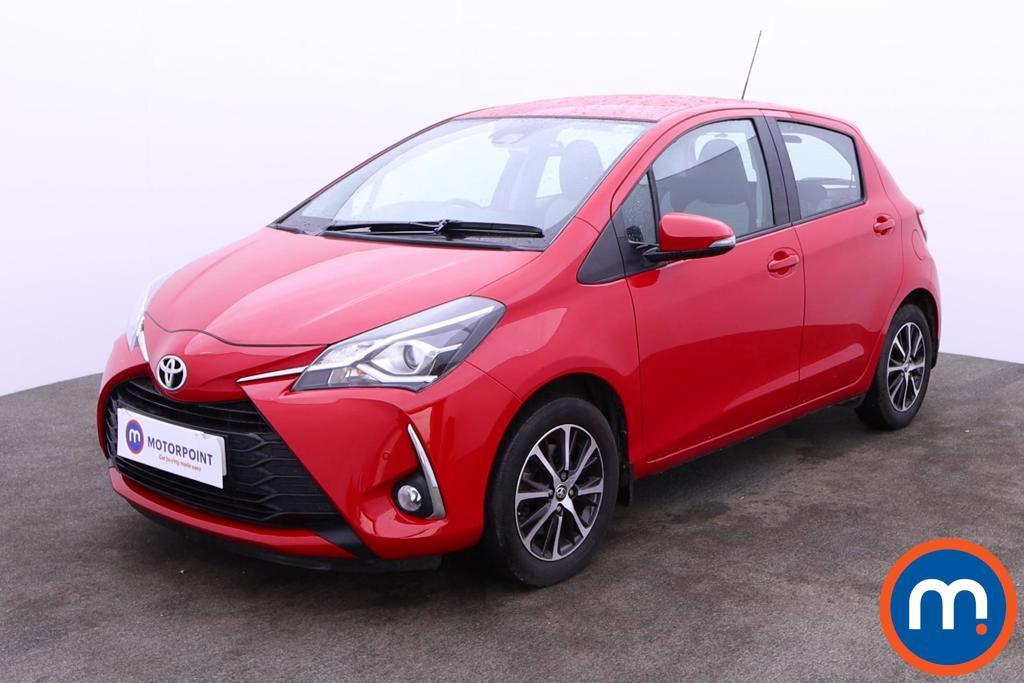 Toyota Yaris 1.5 VVT-i Icon Tech 5dr - Stock Number 1179374 Passenger side front corner