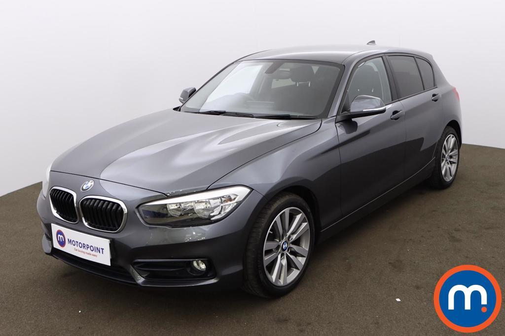 BMW 1 Series 118i [1.5] Sport 5dr [Nav-Servotronic] - Stock Number 1179627 Passenger side front corner