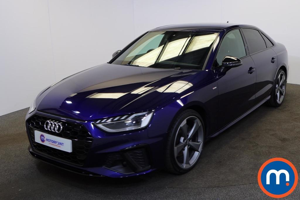Audi A4 35 TDI Black Edition 4dr S Tronic - Stock Number 1180037 Passenger side front corner