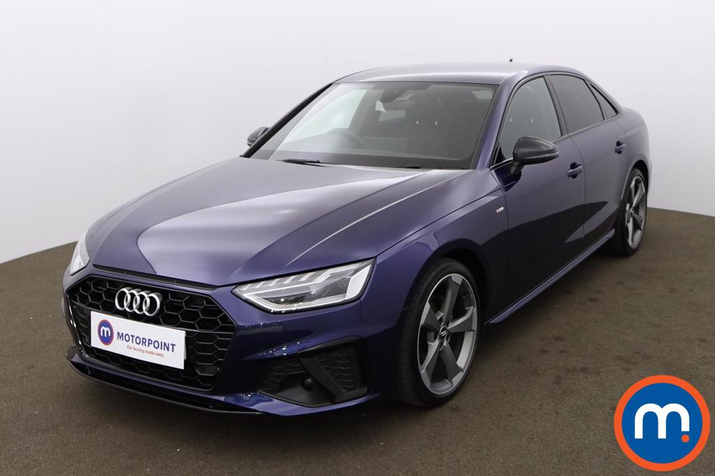 Audi A4 35 TDI Black Edition 4dr S Tronic - Stock Number 1180069 Passenger side front corner