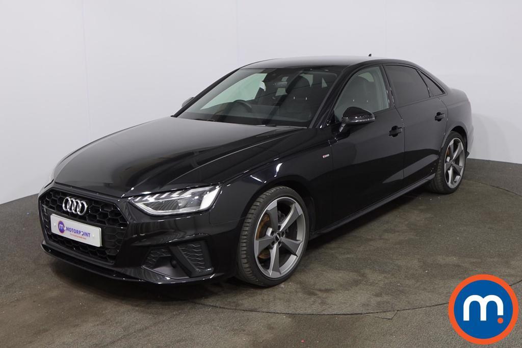 Audi A4 35 TDI Black Edition 4dr S Tronic - Stock Number 1180093 Passenger side front corner
