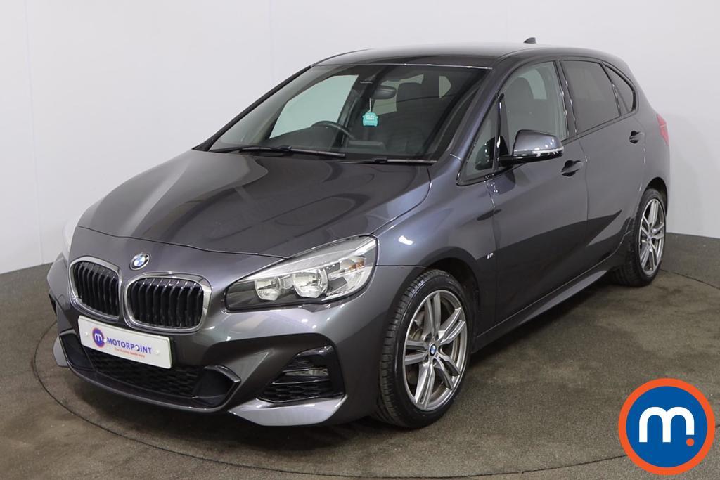 BMW 2 Series 220i M Sport 5dr DCT - Stock Number 1180635 Passenger side front corner